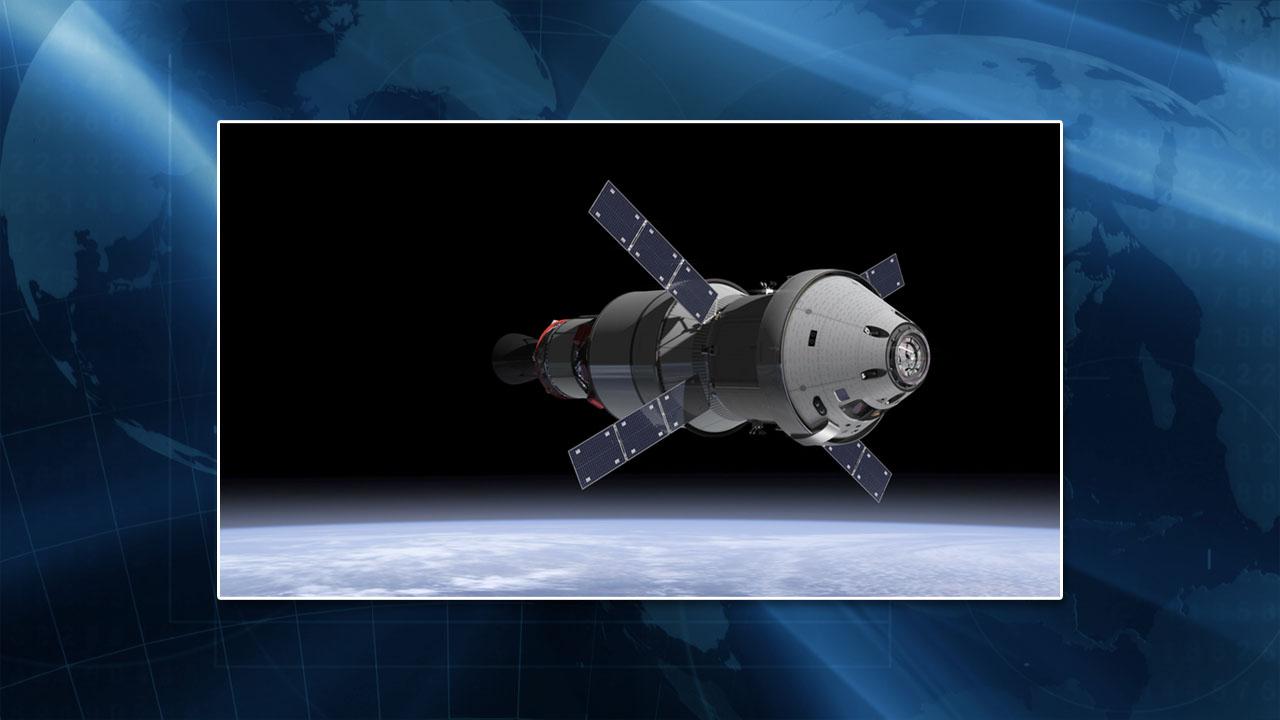 Orion jezdi kroz svemir (Foto: William Gerstenmaier, NASA)