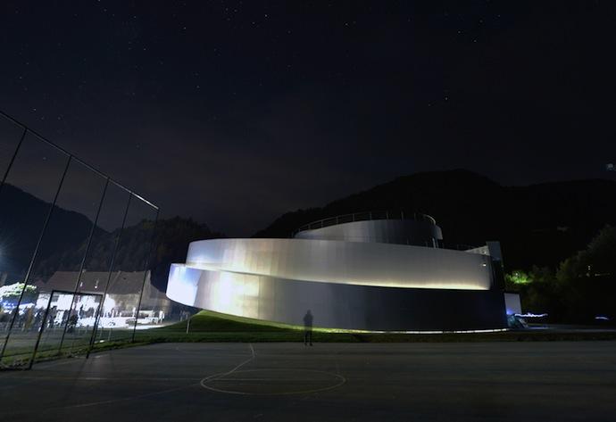 Svemirski centar u Vitanju (Foto preuzet sa buro247.hr)
