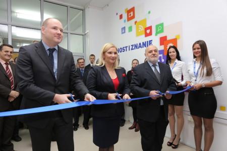 Svecano otvorena Samsung laboratorija za razvoj aplikacija u Novom Sadu