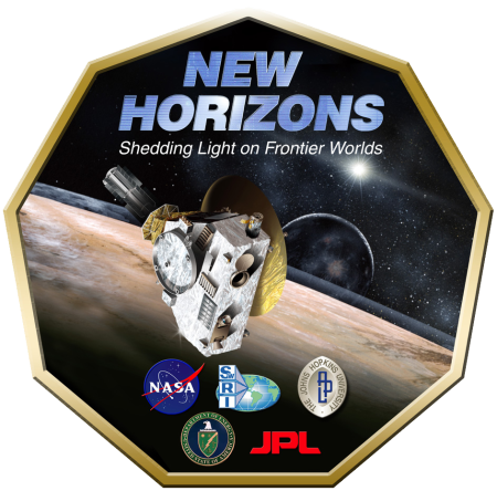 Amblemb misije New horizons