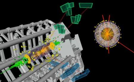 Detekcija Higsovog bozona na detektoru ATLAS