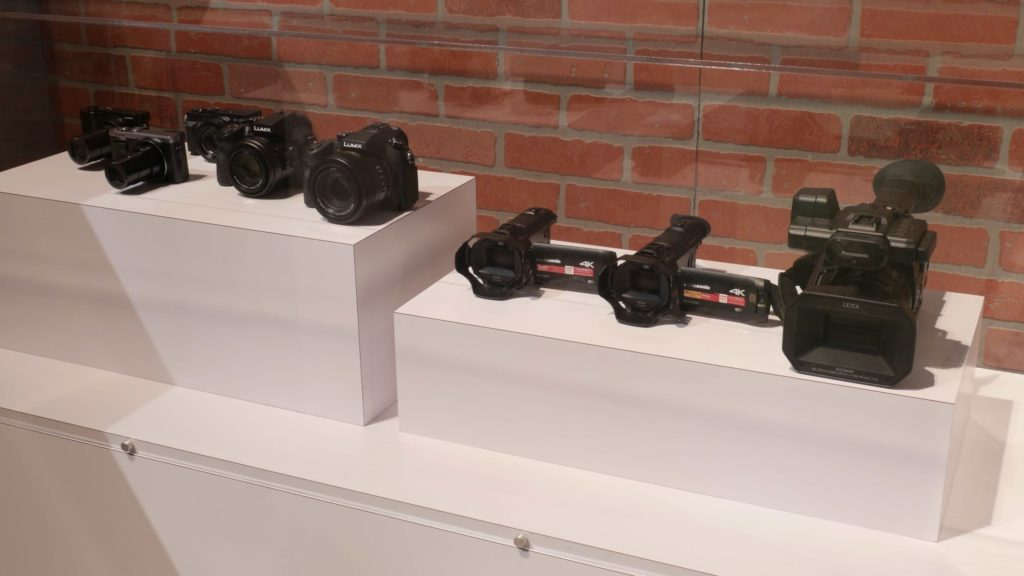 Panasonic kamere