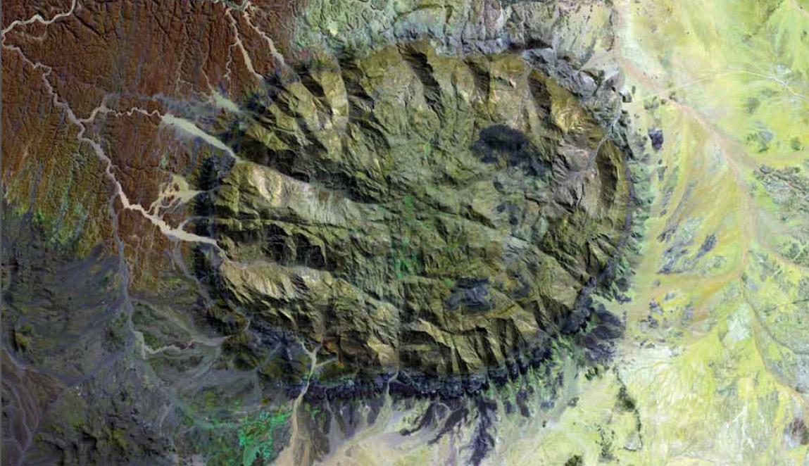 Masiv-Brandberg-u-Namibiji