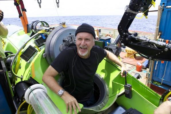 Čuvenu režiser Džejms Kameron, koji je i sam doprineo istraživanju morskih dubina, učestovaće u obeležavanju rođendana Društva
