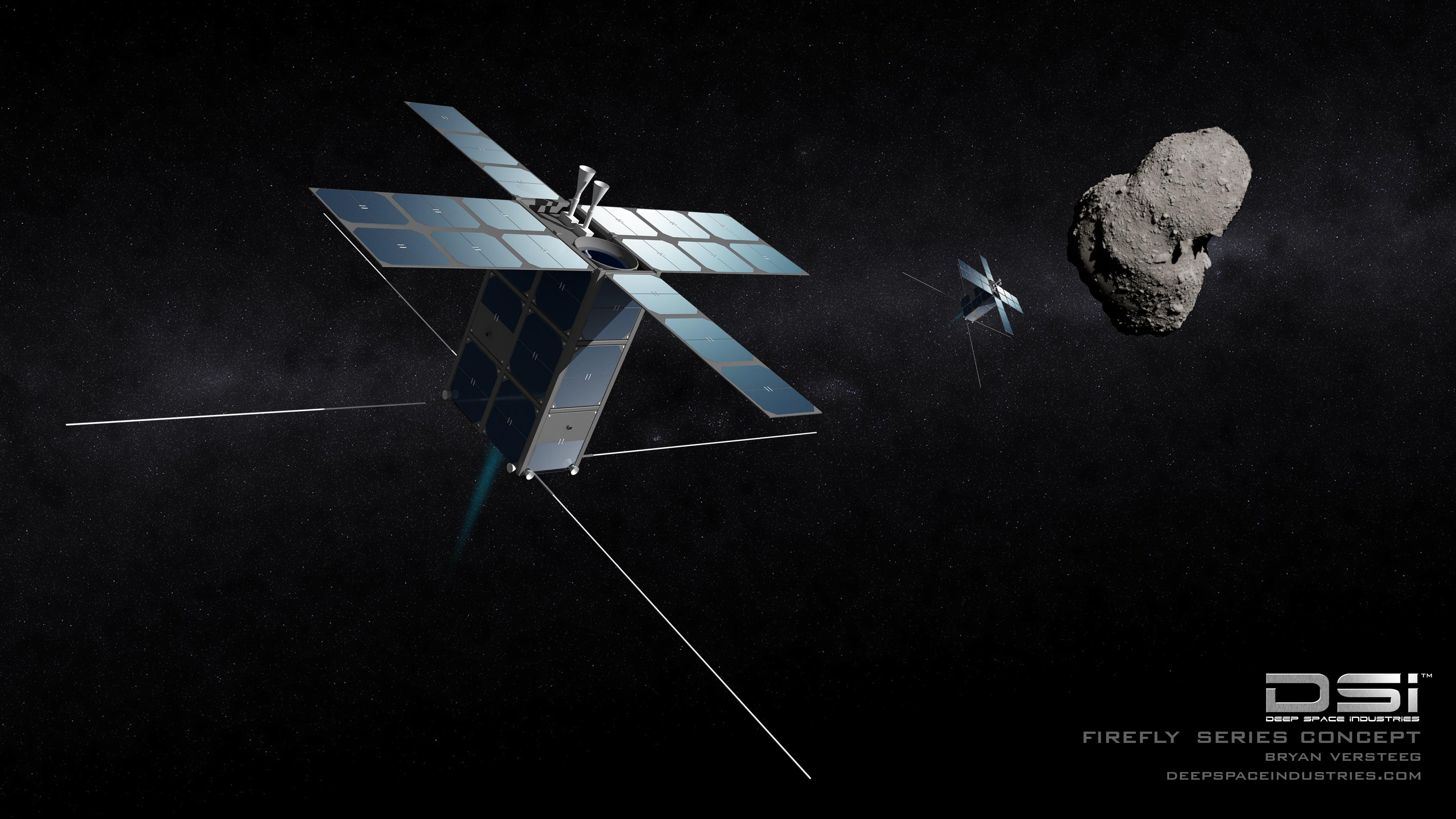 Svemirski rudari