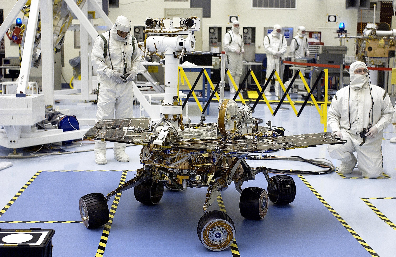 Opportunity pred poletanje sa Zemlje (Foto: NASA)