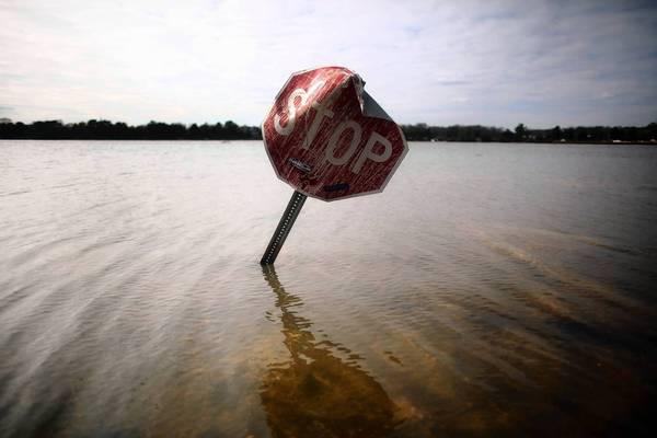 Poplava u Bej Hedu (Bay Head, N.J.) nakon superoluje Sendi (Sandy) (Foto: Mario Tama, Getty Images)
