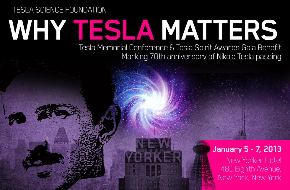 """Plakat za skup """"Zašto je Tesla važan"""""""