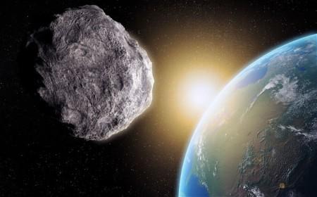 Asteroid 2012-DA14 prolazi pored Zemlje (Ilustracija: Alamy)