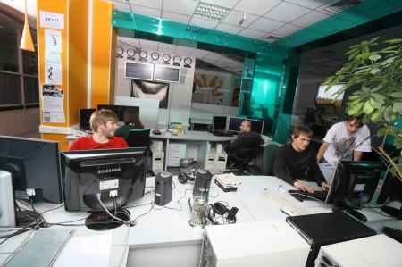 Kaspersky Lab moskovska kancelarija