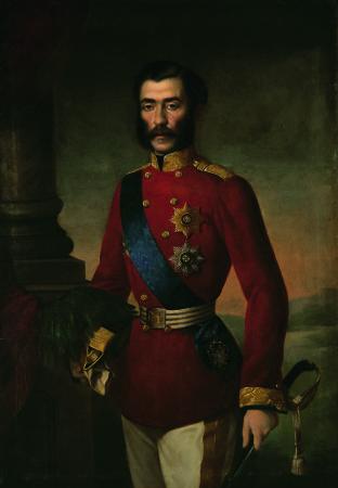 Portret kneza Mihajla Obrenovića