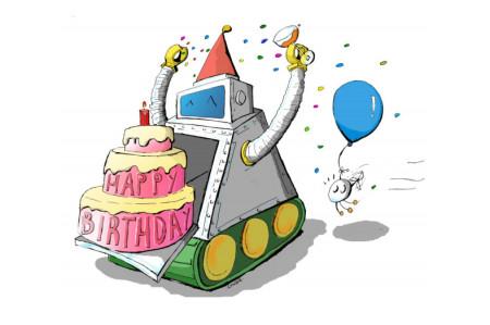 Rođendansko takmičenje robota
