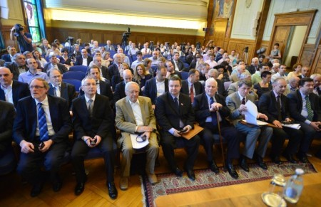Skup u SANU povodom početka realizacije projekta Nano centra