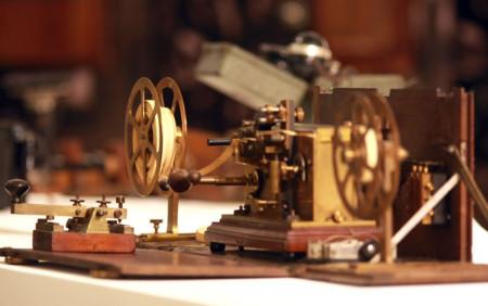 Poljski telegrafski aparat tipa Morze