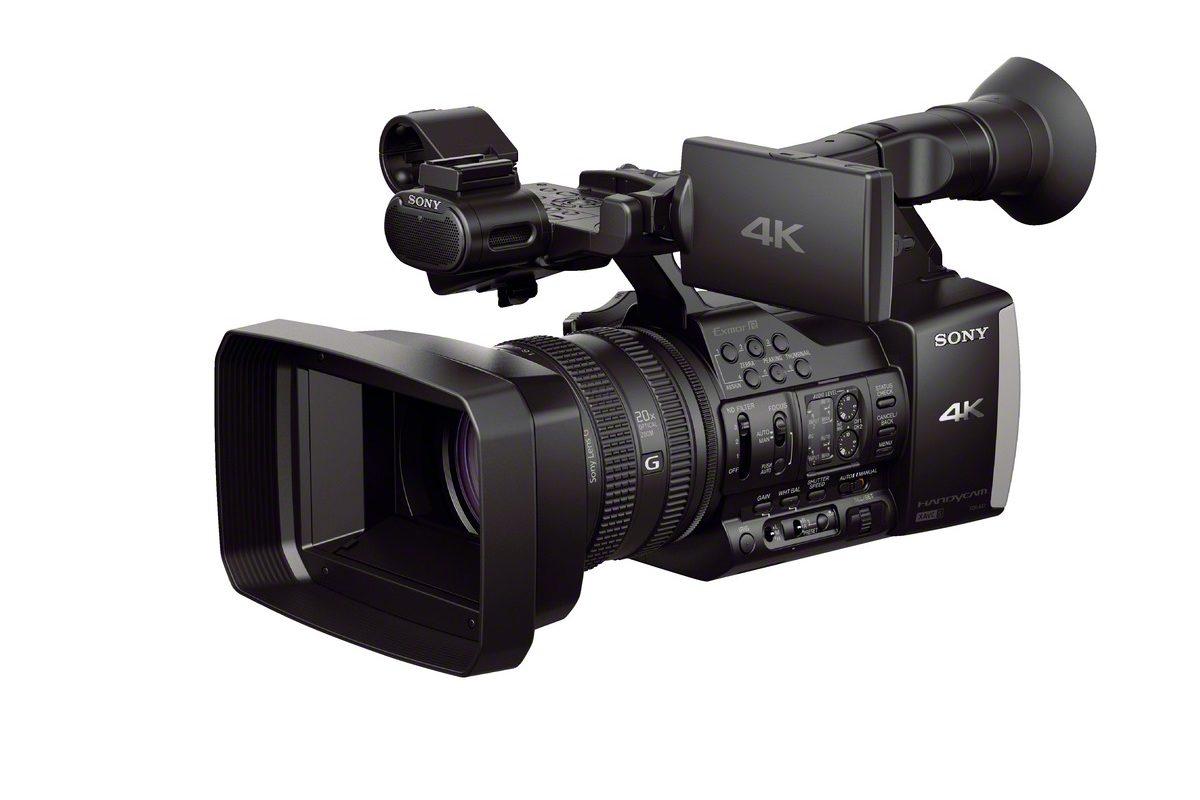 FDR-AX1-4K-Handycam