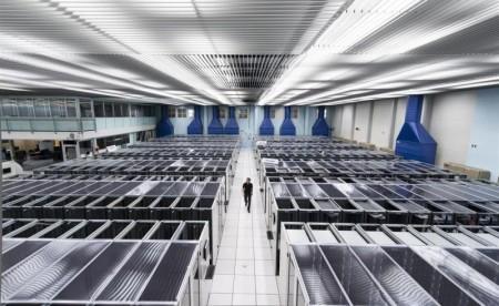 Serverska soba u CERN-u