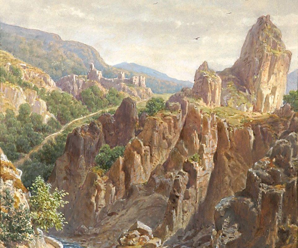 05.-Feliks-Kanic-Banja-Soko-grad-1860.