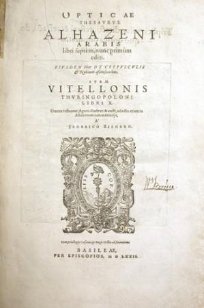 Knjiga o optici