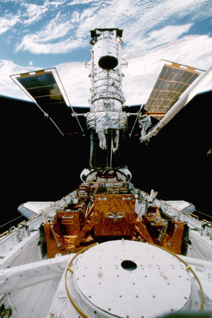 Servisiranje teleskopa Habl tokom misije STS-82