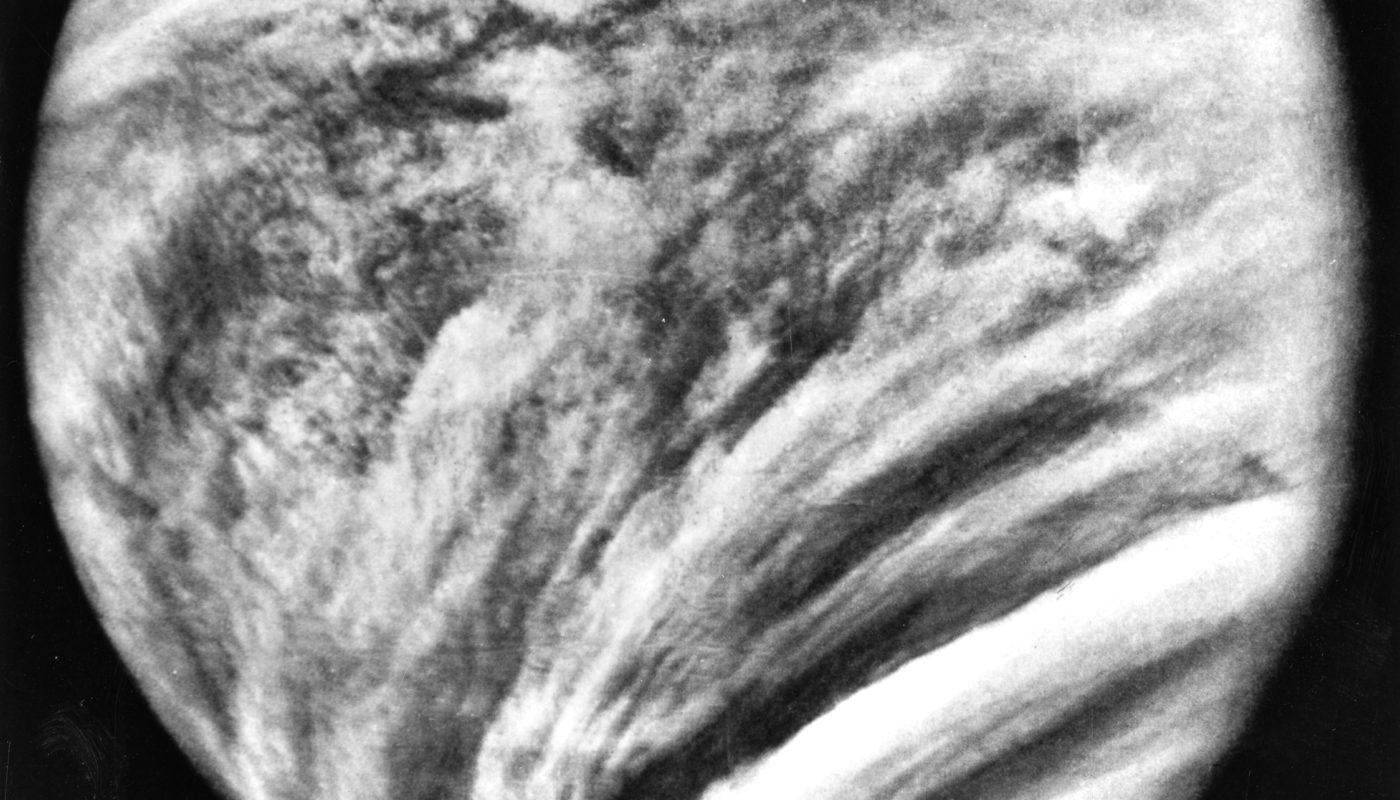 Mariner-10-Venera