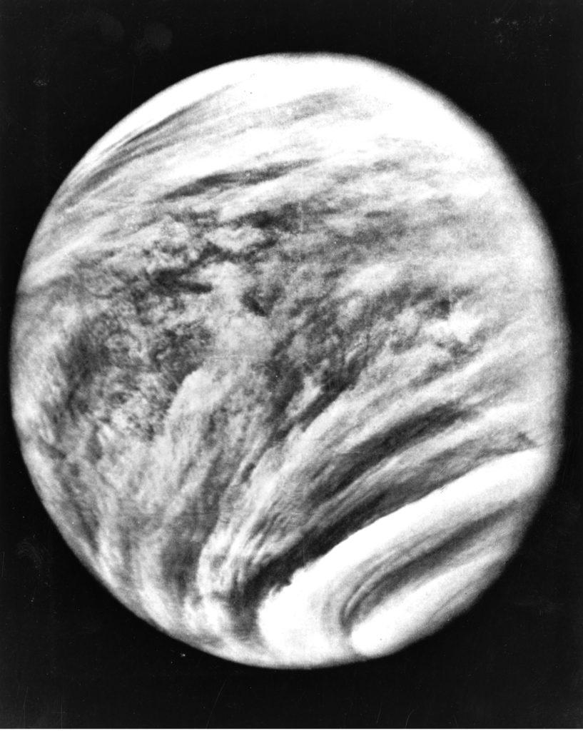 Mariner 10 - Venera