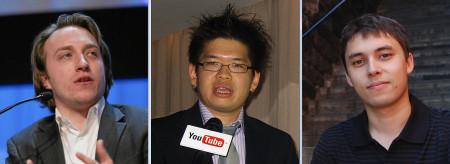 Osnivači YouTube-a