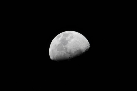 Mesec - jedan od svemirskih ciljeva Rusije