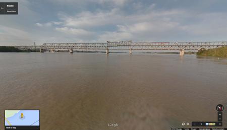 Most koji spaja Bugarsku i Rumuniju
