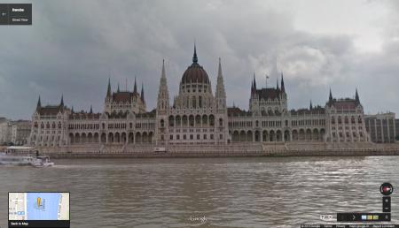 Mađarski parlament u Budimpešti, Mađarska