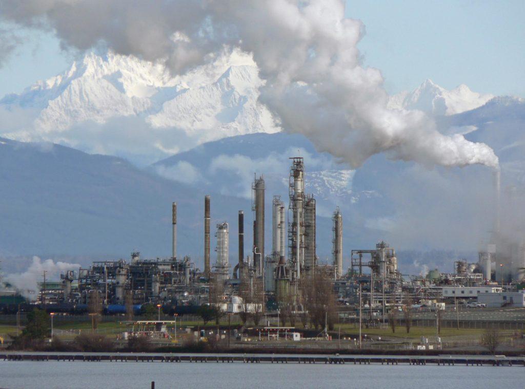 Rafinerija nafte Anakort (Foto: Wikipedia)