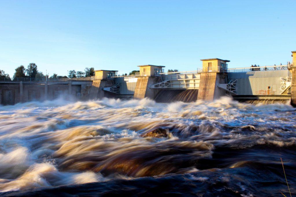 Hidrocentrala Oulu (Foto: Wikipedia)