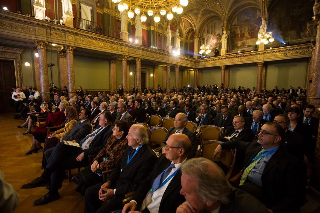 Otvaranje Svetskog naučnog foruma u Budimpešti