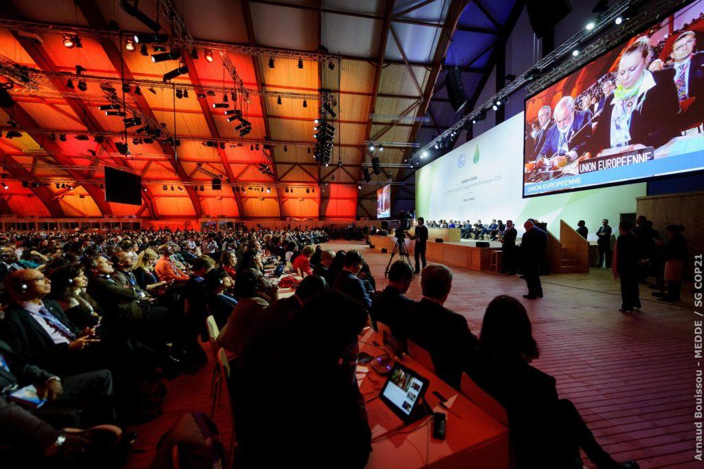 COP 21 konferencija u Parizu