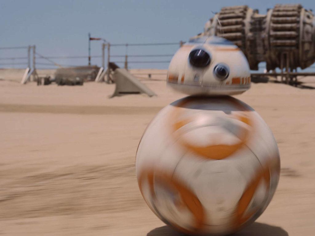BB-8 u filmu Ratovi zvezda: Buđenje sile