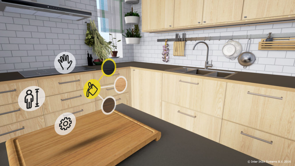 IKEA VR iskustvo