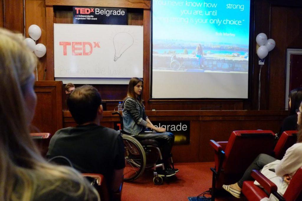 TEDxBelgrade 2016 - Milica Knežević