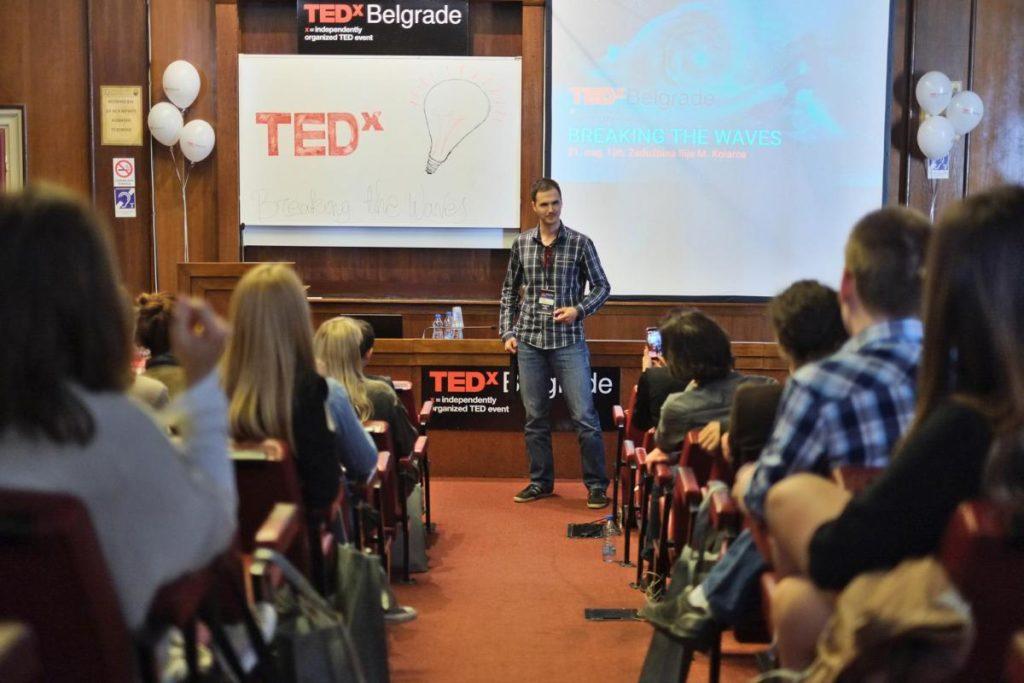 TEDxBelgrade 2016 - Nikola Radojlović