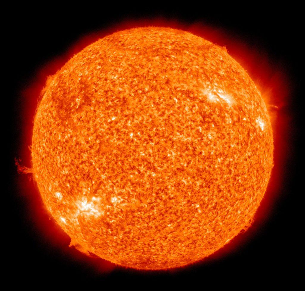 Sunce je skoro savršena sfera (Foto: NASA Solar Dynamic Observatory)