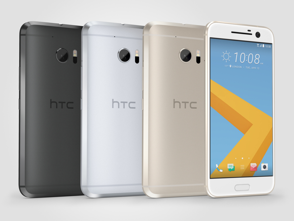 HTC-10_GroupShot_Gold-Front
