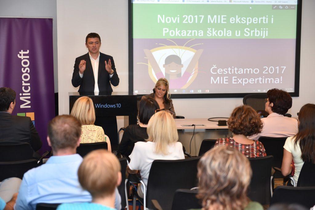 Željko Vujinović, generalni direktor Microsofta za Srbiju i Crnu Goru