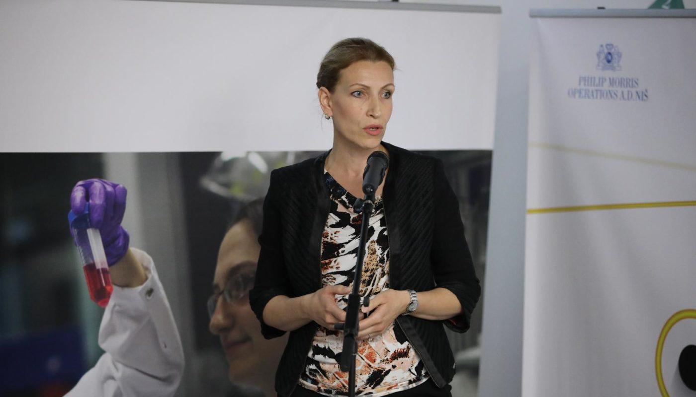 Tamara-Stankovic-predstavnica-kompanije-Filip-Moris