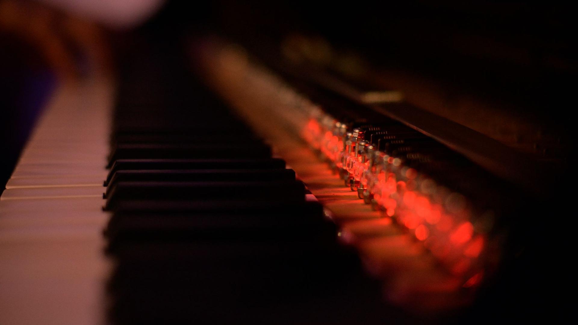 Hibridni-klavir