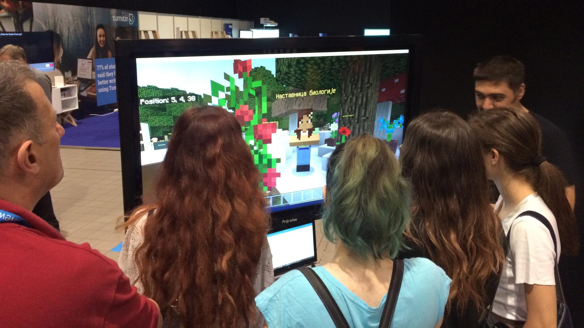 Minecraft-u-obrazovanju